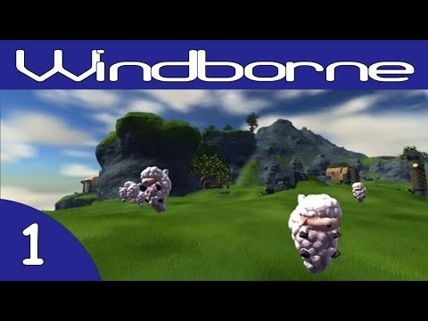 Windborne Co-Op || Season 2 || w/ Kage848 (1080p YT-MA) Episode 1: Moving Day