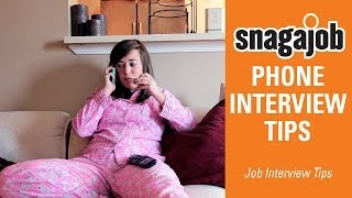 Job interview tips (Part 2): Phone interviews tips