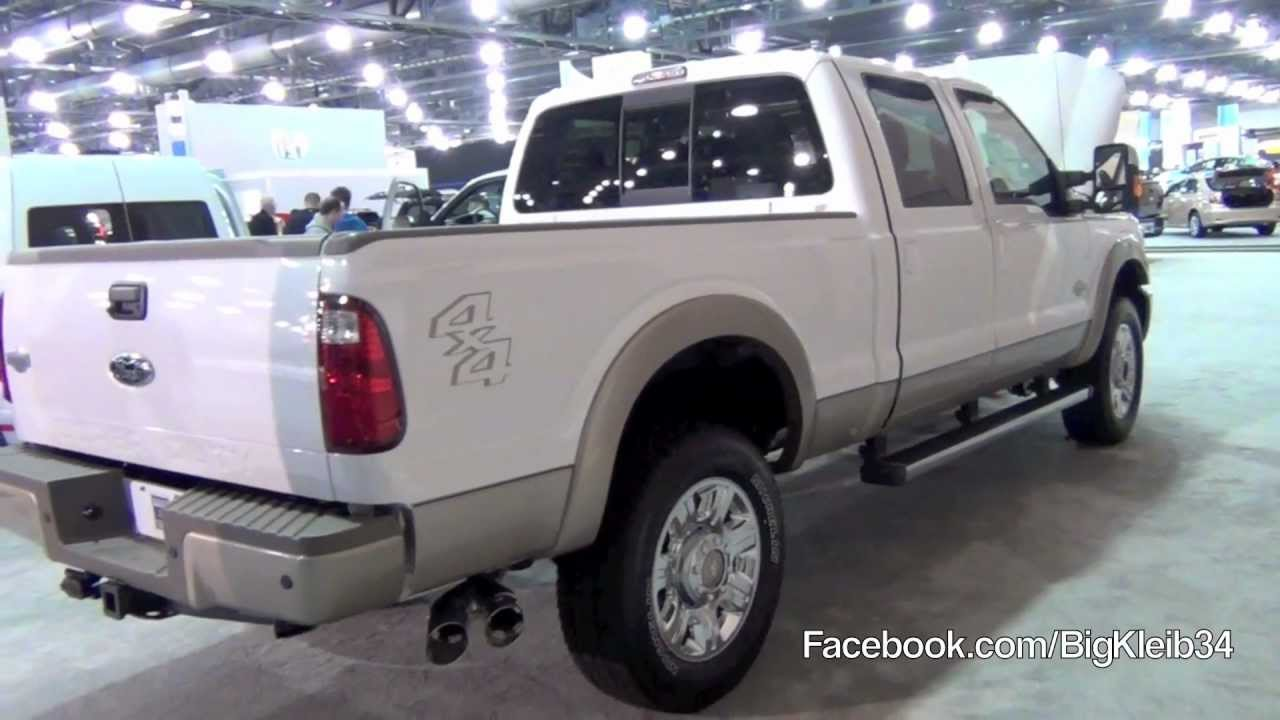 2012 ford f350 super duty lariat king ranch youtube. Black Bedroom Furniture Sets. Home Design Ideas
