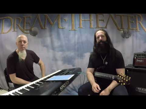 "Inside The Astonishing, Episode 1: John Petrucci & Jordan Rudess Discuss the ""Brother"" Theme"