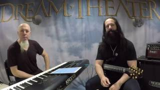 "Inside The Astonishing, Episode 1: John Petrucci & Jordan Rudess Discuss the ""Brother"" Theme"