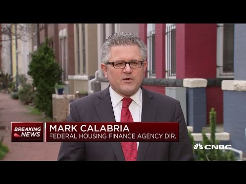 Approximately 700,000 Mortgage Loans Could Need Forbearance: FHFA Director