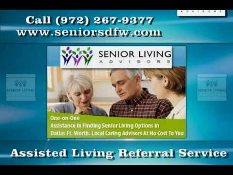 Assisted Living Dallas TX - Senior Living Advisors
