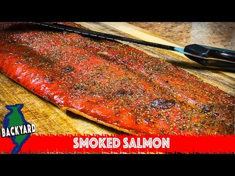 How To Slow Smoke Salmon