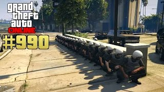 GTA 5 Online #990 Weißhelme! [Deutsch] Let´s Play GTA V Online PS4