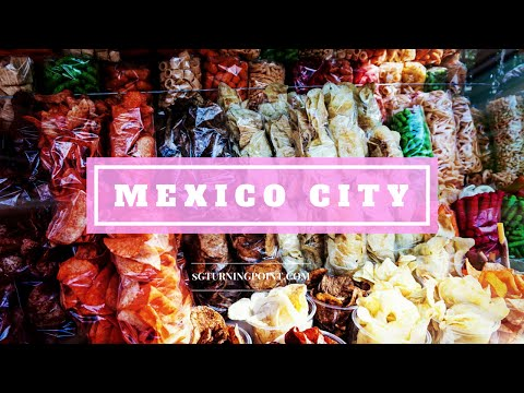 MEXICO CITY 2016 | Teotihuacan, Pyramids, Mexican food & more