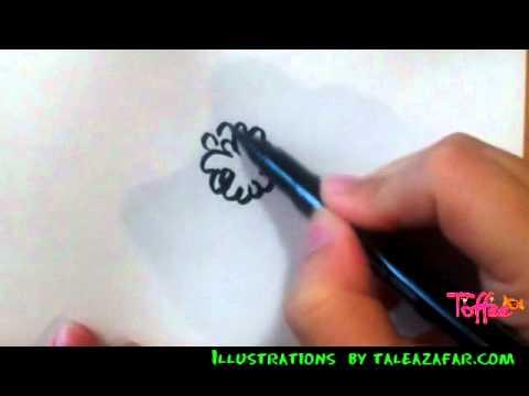 How to Draw Pakistan