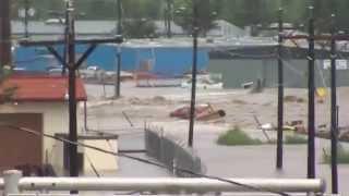 Insane Flooding in Longmont, CO - Sept. 12, 2013