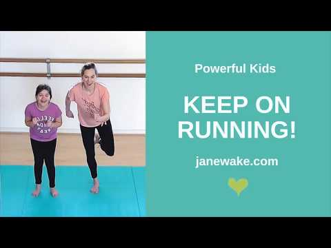 Workout for Kids | Keep on Running | Powerful Kids