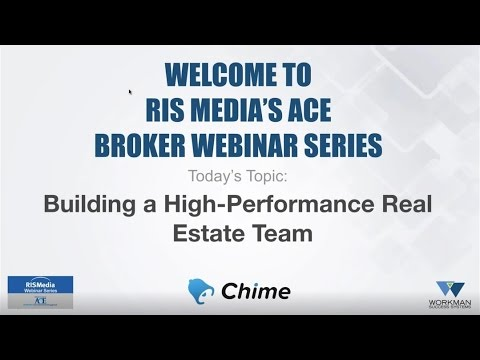 Building a High-Performance Real Estate Team