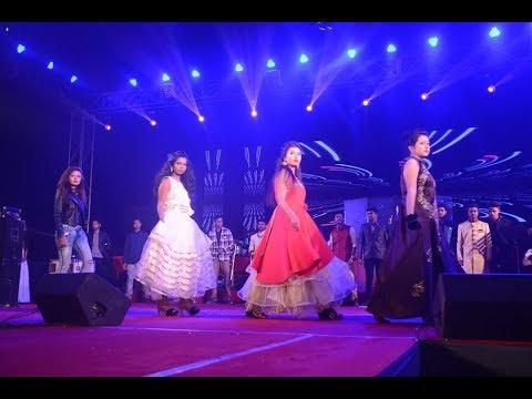 Raiganj university Fashion show live 2018 || latest update ||