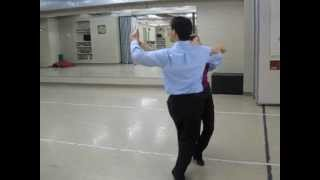 Int 1 Standard Waltz Sequence