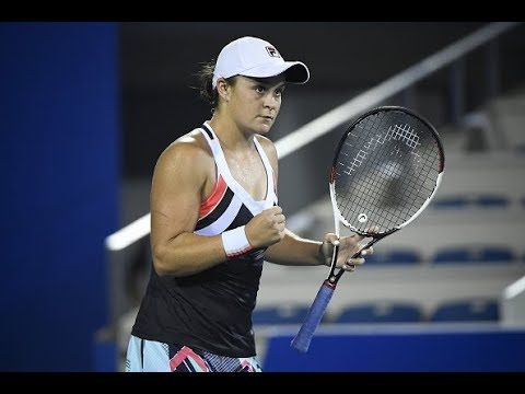 2017 Wuhan Second Round | Ashleigh Barty vs. Johanna Konta | WTA Highlights