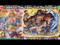 OPTC 「トレクル」Treasure Map Kaido Sea Level 75 Full Playthrough