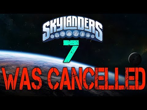 Skylanders 7 Was Officially Cancelled