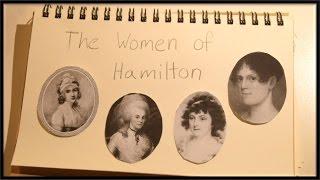 The Women of Hamilton