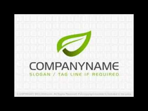 Landscaping Logos - YouTube