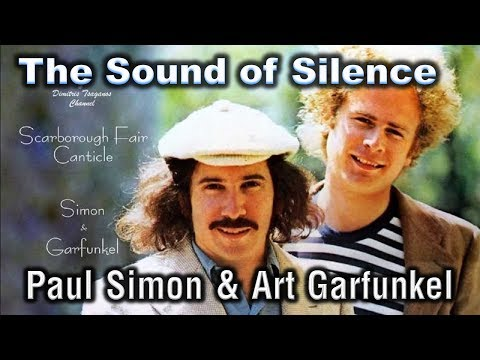 Paul Simon & Art Garfunkel - The Sound of Silence - legendado - HD - 046