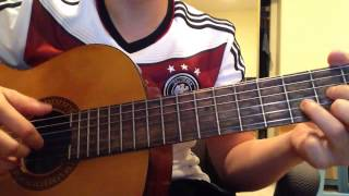 That Long Anh Xin Loi guitar cover