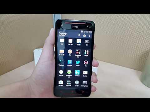BacBa - Hardreset HTC Butterfly S 2