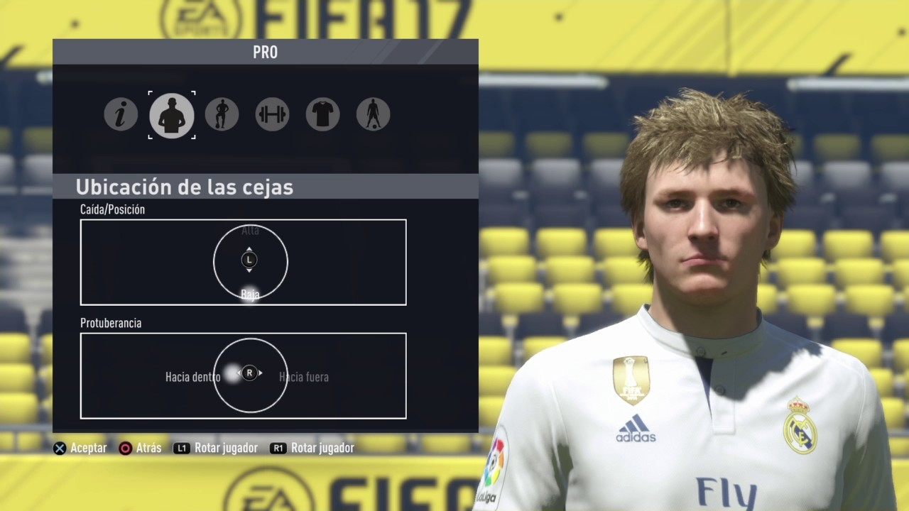 Martin Odegaard - FIFA cầu thủ trẻ trong fifa online 3