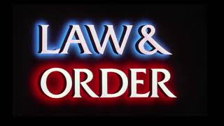 10 HOURS  LAW & ORDER Theme
