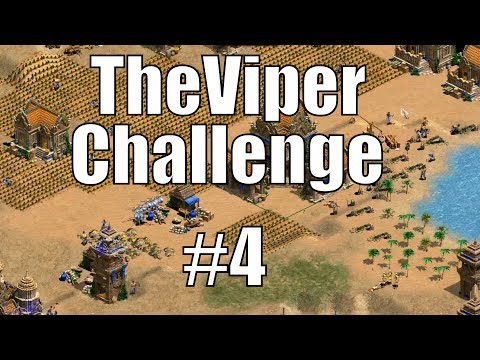 TheViper Challenge - Game #4