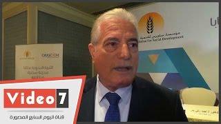 محافظ جنوب سيناء: نسعى إلى التعاقد مع شركة عالمية لإدارة مشروع
