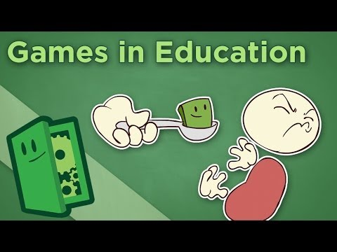 Games in Education - How Games Can Improve Our Schools - Extra Credits