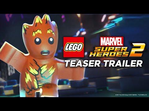 LEGO Marvel Super Heroes Прохождение