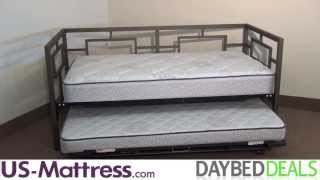 Hillsdale Furniture Chloe Daybed With Free Mattress