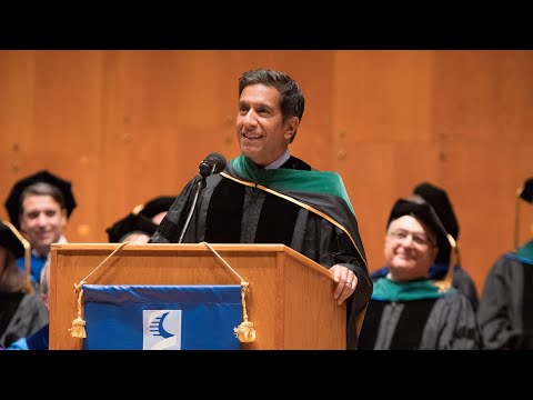 Einstein Commencement 2019: Keynote Address by Dr. Sanjay Gupta (3 of 5)