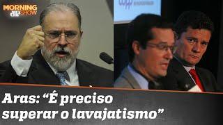 Aras, Lava Jato e o futuro do combate à corrupção no Brasil