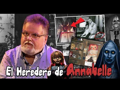 El nieto de los Warren Heredero de Annabelle