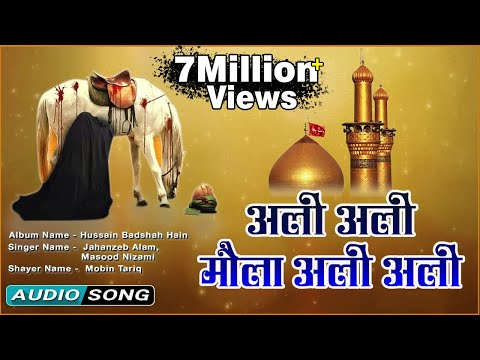 Ali Ali Maula Ali Ali - Beautiful Qawwali Video Song - (Muharram Special Audio)