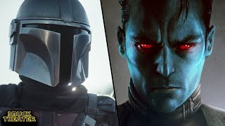 Could THE MANDALORIAN bring in STAR WARS LEGENDS characters?