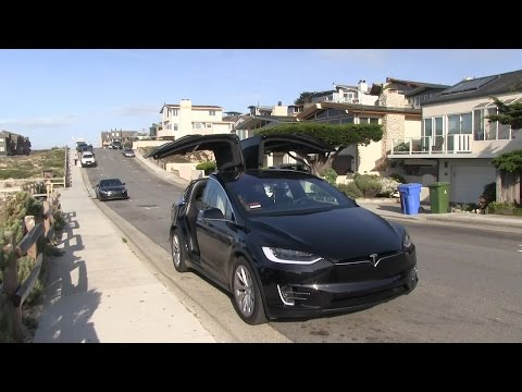 #23 USA road trip in Model X part 3