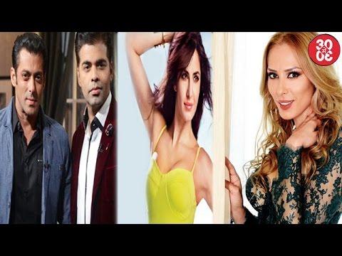 Salman Khan-Katrina Kaif To Team Up For Karan's Next | Iulia Liked Aishwarya's Photo