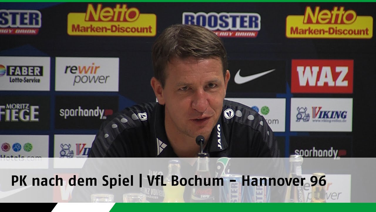 Bochum Hannover 96