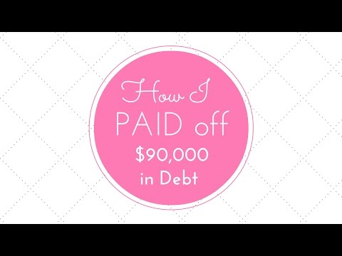 How I Paid off over $90,000 in Student Loan Debt in 5 Years | FrugalChicLife