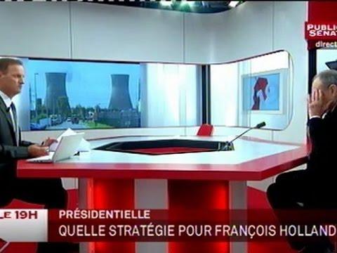 Mathieu Kassovitz, réalisateur de l'Ordre et la morale - Le 19H (14/11/2011)