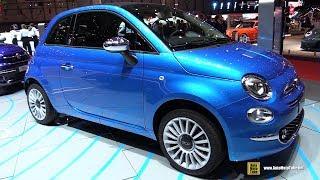 2018 Fiat 500 - Exterior and Interior Walkaround - 2018 Geneva Motor Show