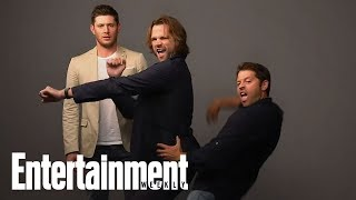 Game Of Thrones, Teen Wolf, Stranger Things & More Dance Battle   SDCC 2017   Entertainment Weekly