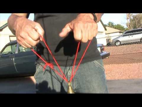 Magic Revealed: String Trick - YouTube