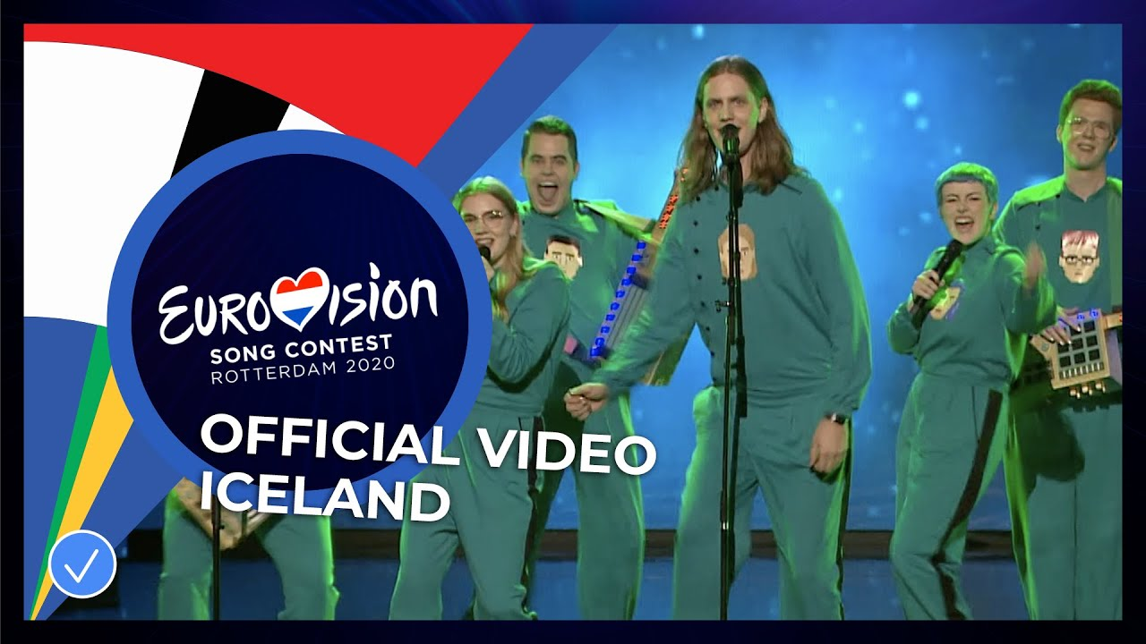 Daði og Gagnamagnið - Think About Things - Iceland 🇮🇸 - Official Video - Eurovision 2020