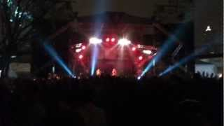 Pay money To my Pain - Terms of surrender (Live in Taiwan 2012大港開唱)