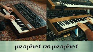 Prophet vs Prophet - The Blind Test!