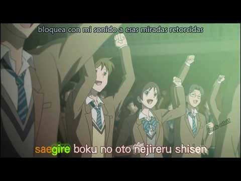 Fukumenkei Noise   Spiral HD Sub Esp + Karaoke romaji