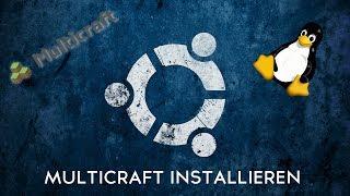 Multicraft Installieren | Linux Tutorial