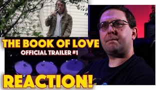 REACTION! Book of Love Official Trailer #1 - Maisie Williams Movie 2017